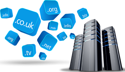 domain and web hosting services